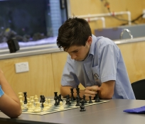 Senior School Chess Team