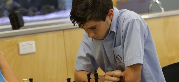 Senior School Chess Team