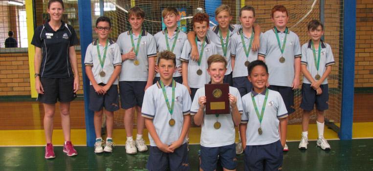 Manning School Futsal Champions