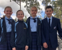 Primary & Secondary HRIS Debating Competition